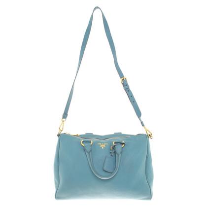 Prada Handtas in lichtblauw