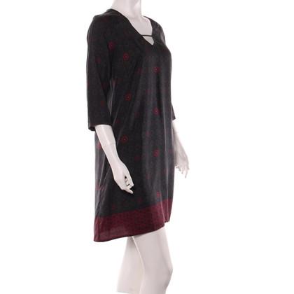 Comptoir des Cotonniers zijden jurk met patroon