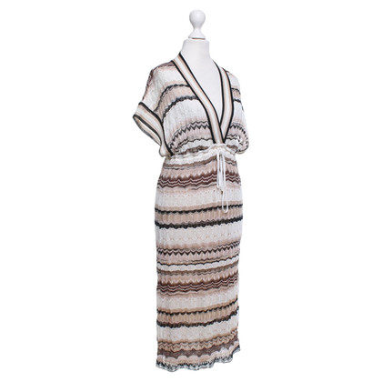 Missoni Summer dress with hole pattern