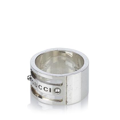 Gucci Ring aus Silber