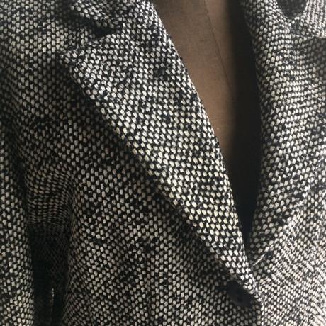 Freies Verschiffen 2018 Neue Christian Dior Jacke Schwarz / Weiß Viele Arten Von Günstiger Online Ausgang Wählen Eine Beste Günstigsten Preis Online BJBPAGy