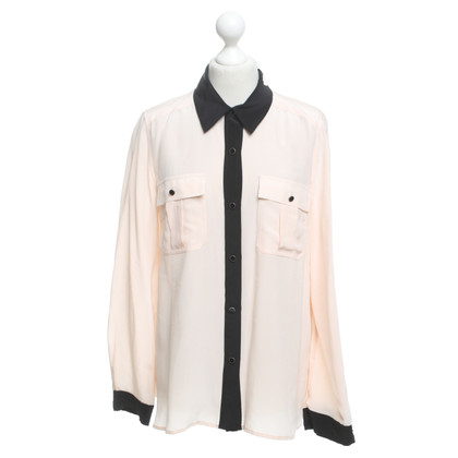 Marc by Marc Jacobs Zijden blouse