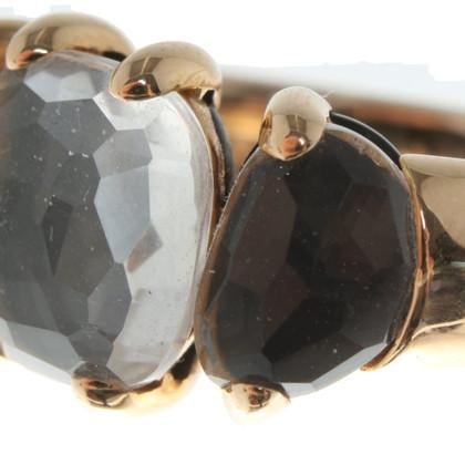 Pomellato Ring with gemstones