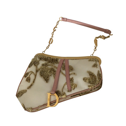 "Christian Dior ""Saddle Clutch"" Limited Edition"