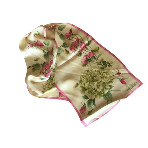2e1d404e1d Marina Rinaldi silk scarf with print - Second Hand Marina Rinaldi ...