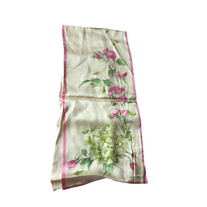 Marina Rinaldi silk scarf with print