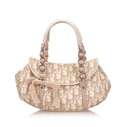 """Christian Dior """"Oblique Romantique Handbag"""""""