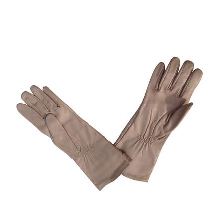 Roeckl Leren handschoenen in extra lengte