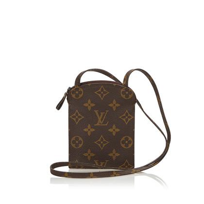 """Louis Vuitton """"Pochette Secret Monogram Canvas"""""""
