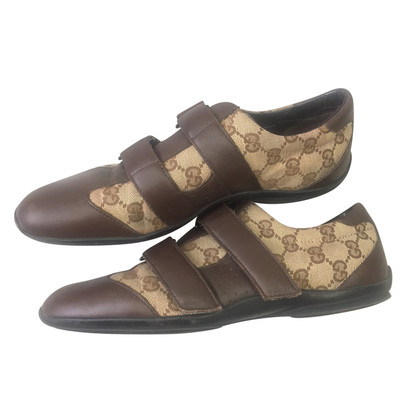 Gucci Sneakers in Braun