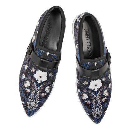 Jimmy Choo Sneakers met patroon