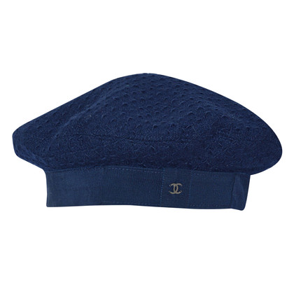 Chanel Beret made of wool