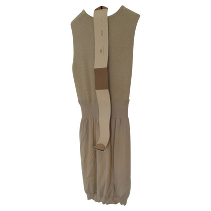 Elisabetta Franchi Wool dress with belt