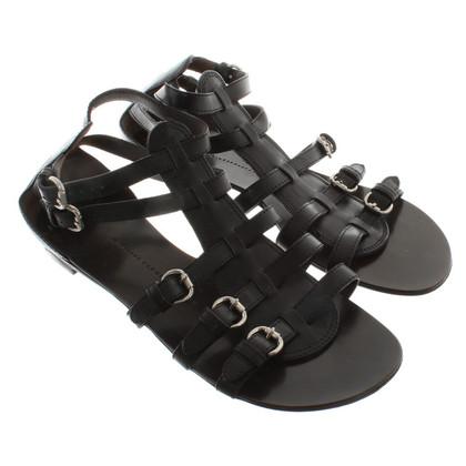 Giuseppe Zanotti Strap sandals in black
