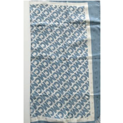 MCM silk scarf