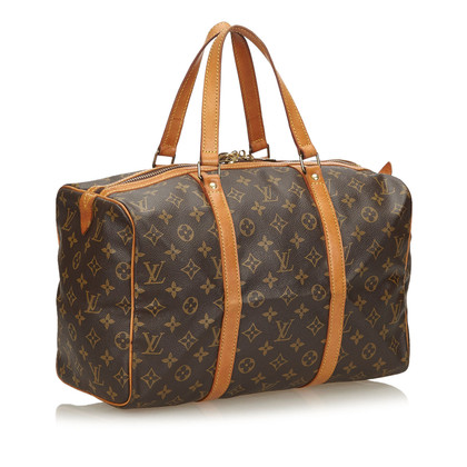 "Louis Vuitton ""Sac Souple 35 Monogram Canvas"""