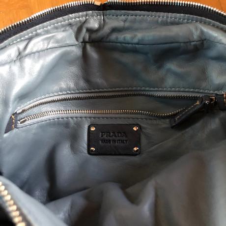 Webseiten Prada Schultertasche Blau Billig Verkauf In Deutschland l1EuD8W9