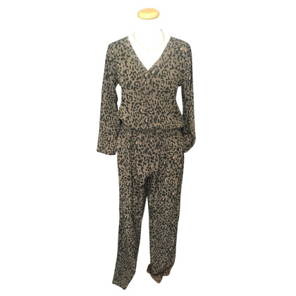 Tommy Hilfiger  Jumpsuit with leopard print