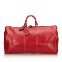 "Louis Vuitton ""Keepall 55 Epi Leder"""
