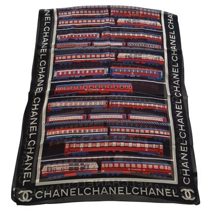 Chanel foulard de soie