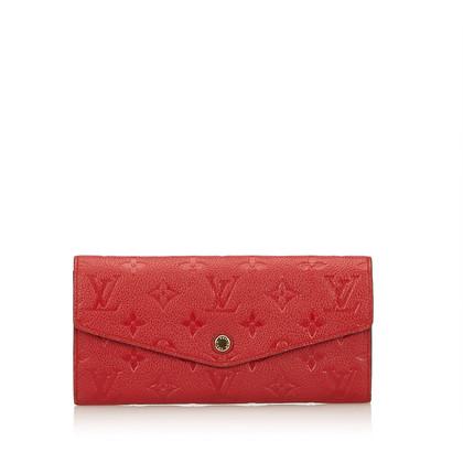 "Louis Vuitton ""Curieuse Wallet Monogram Empreinte"""