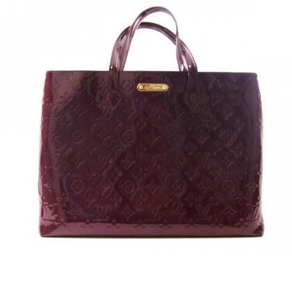 "Louis Vuitton ""Wilshire MM Monogram Vernis"""