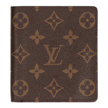 Louis Vuitton Portemonnee van Monogram Canvas