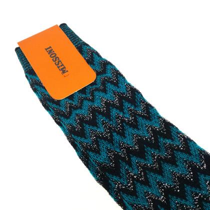 Missoni Socken mit markentypischem Muster