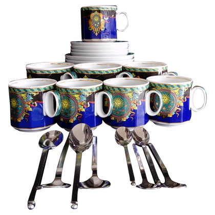Versace Porcelain Set