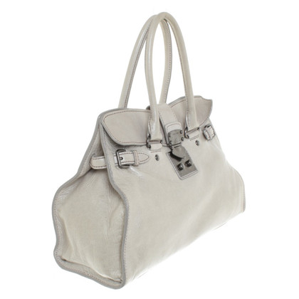 Miu Miu Handtasche in Mintgrün