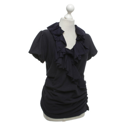 Ralph Lauren Top in donkerblauw