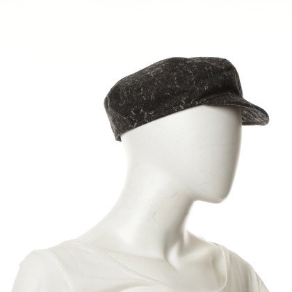 Costume National Flat CAP in grey