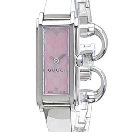 "Gucci ""109 Steel Watch"""