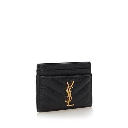 Yves Saint Laurent card Case