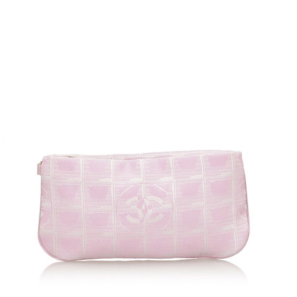 "Chanel ""New Travel Line Pouch"""