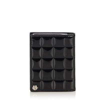 """Chanel """"Choco Bar Card Case"""""""