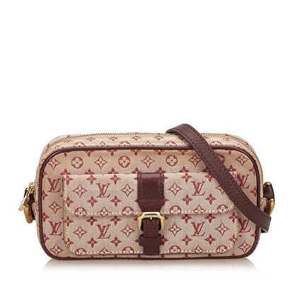 "Louis Vuitton ""Juliet MM Monogram Mini Lin"""