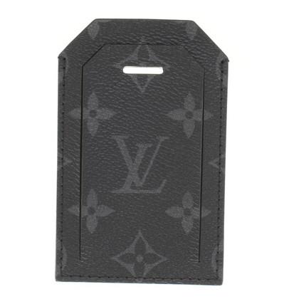 Louis Vuitton ciondolo Indirizzo in antracite
