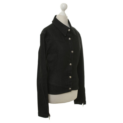 Mugler Jacket in dark blue