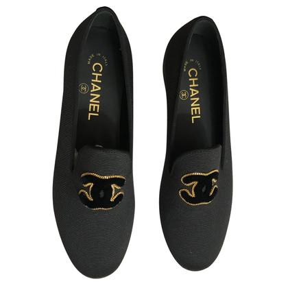 Chanel moccasins