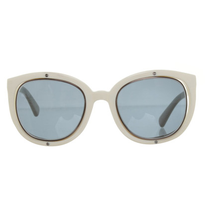 Jil Sander Sunglasses with blue lenses