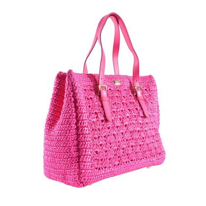 Dolce & Gabbana Borsa a mano in rosa