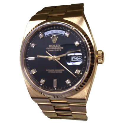 "Rolex ""Day Date Gold Diamonds"""