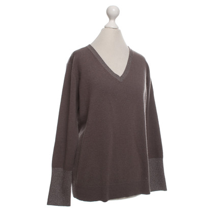 Fabiana Filippi Sweater in taupe