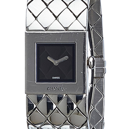 "Chanel ""Mademoiselle Watch"""