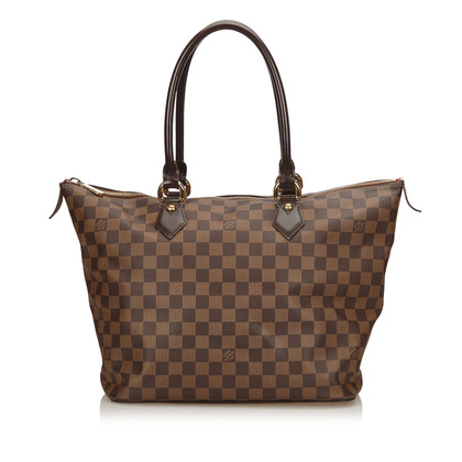 Louis Vuitton Damier Ebene Cancas Saleya MM