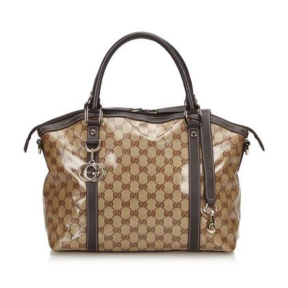 Gucci Crystal Duchessa Handbag