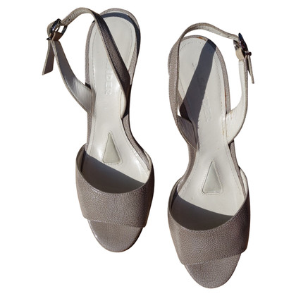 Jil Sander Sandals in taupe