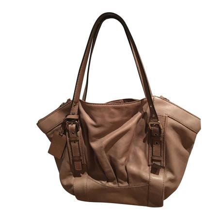 Coccinelle Handtasche Beige Billig Mit Paypal Empfehlen Günstig Online Outlet-Store Zum Verkauf tgeI5K1