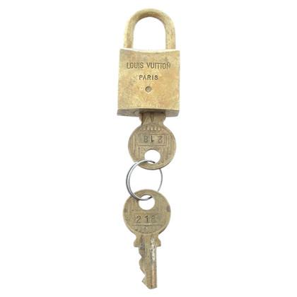 Louis Vuitton Serratura e chiave